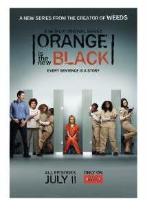 Orange is the New Black. Netflix.