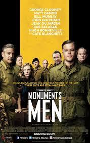 The Monuments Men. 20th Century Fox.