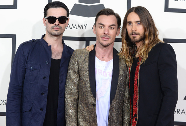 30 Seconds To Mars | Download 2015 | Fake Geeks