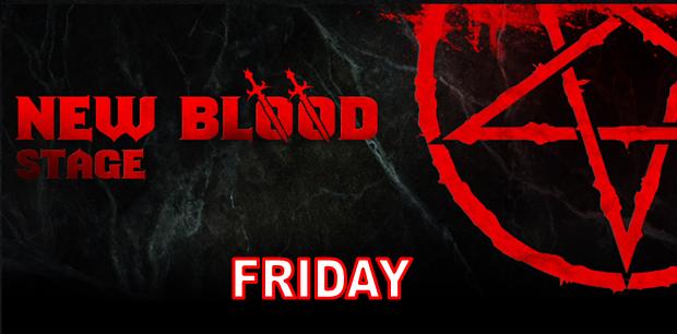 New Blood Stage | Bloodstock 2014 | Fake Geeks