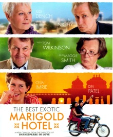The Best Exotic Marigold Hotel | Fake Geeks Review