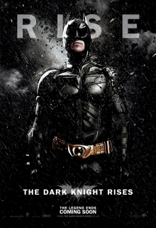 The Dark Knight Rises | Fake Geeks