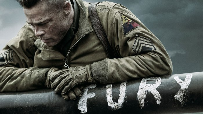 Fury, Fake Geeks, Cinema Review