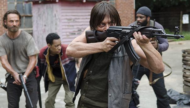 The Walking Dead, Crossed, TV Review, Fake Geeks
