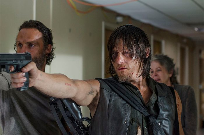 The Walking Dead, Coda Review, Fake Geeks