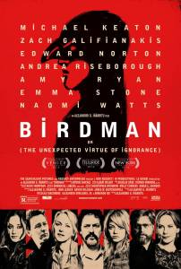 Birdman. Fox Searchlight Pictures.