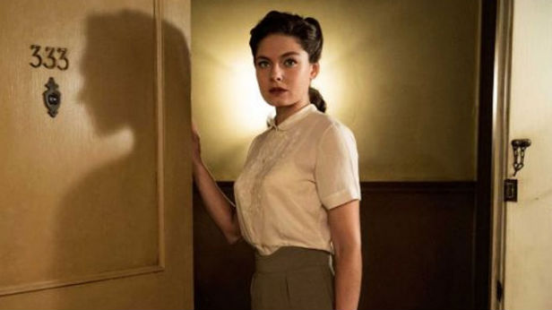The Man In The High Castle, TV, Review, Alexa-Davalos