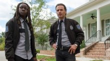 The Walking Dead, Forget, TV, Review