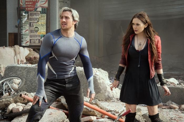 Avengers Age of Ultron wanda pietro