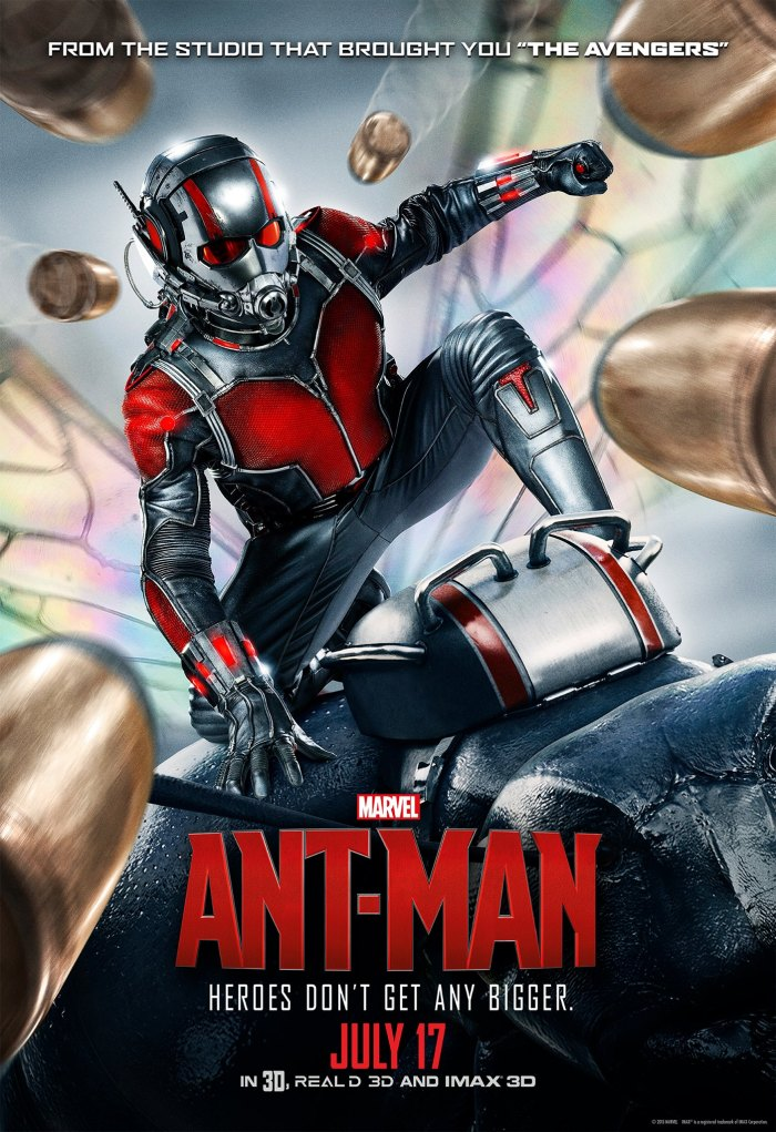 Ant Man posted