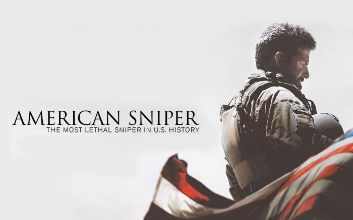 american sniper banner