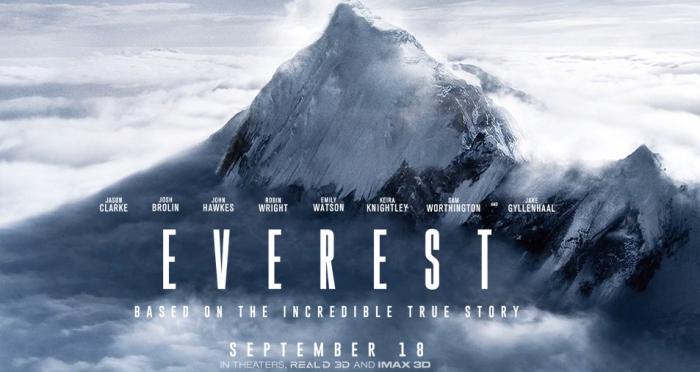everest movie banner
