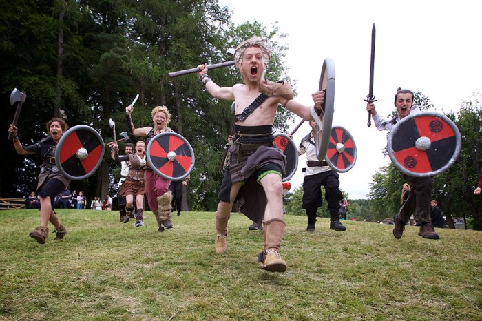 Vikings-raid-the-festival-arena