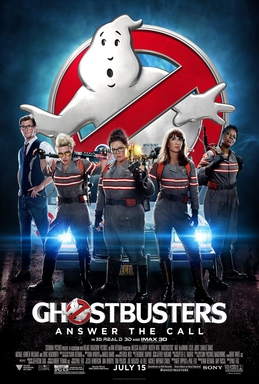 Ghostbuster 2016 poster